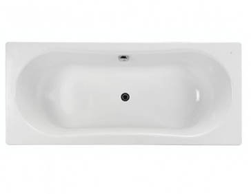 Roca Duo Plus Steel Bath