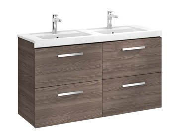 Roca Prisma 1200mm Basin & Unit (4 Drawers)