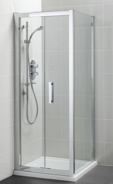 Ideal Standard Synergy 900mm Infold Shower Door