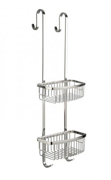 Miller Classic Two Tier Shower Caddy