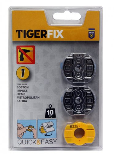 Coram Tiger Fix Wall Mounting Adhesive