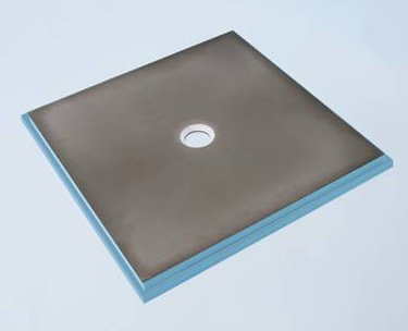 Wedi Fundo Primo 180 x 90cm Shower Base - Centre Drain