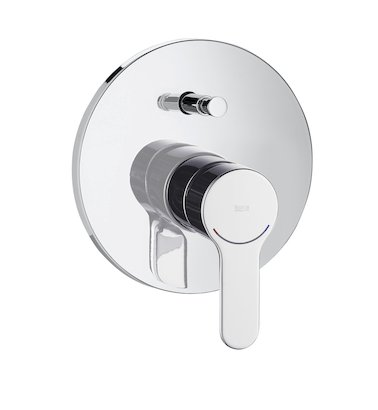 Roca L20 Built-in Bath Shower Mixer