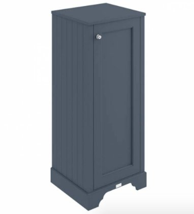 Bayswater 465mm Stiffkey Blue Tall Boy Cabinet