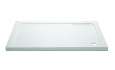 April Aquadart 1500 x 760mm Rectangular Shower Tray
