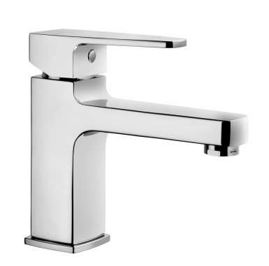 Vitra Q-Line Basin Mixer without Pop Up Waste