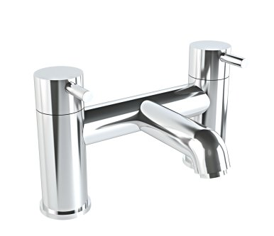 Vitra Minimax S Two Tap Hole Bath Filler