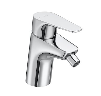 Roca Atlas Bidet Mixer with Chain Connector