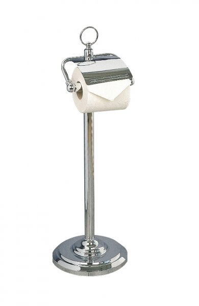 Miller Classic Freestanding Toilet Roll Holder (5658CH)