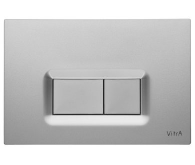 Vitra Antifingerprint Loop R Panel Flush Plate