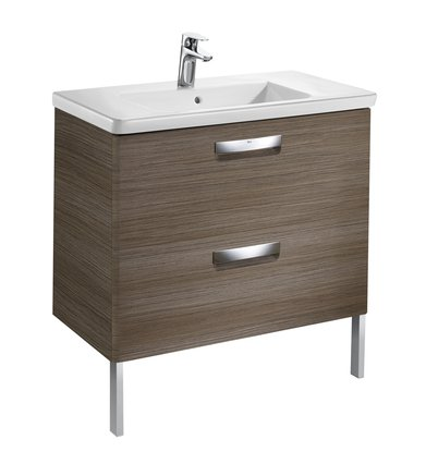 Roca The Gap-N Unik 800mm Base Unit with Two Soft Close Drawers
