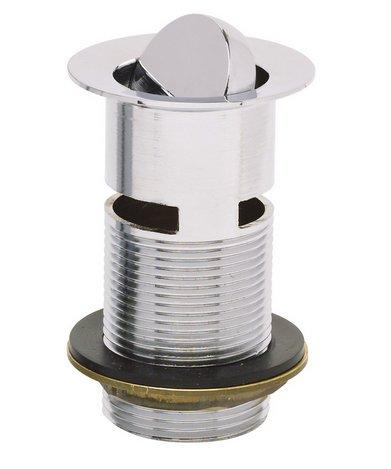 Marflow Basin Waste with Flip Plug