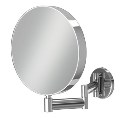 HIB Helix Round Extendable Magnifying Mirror