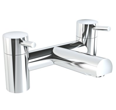 Vitra Pure Two Hole Bath Filler