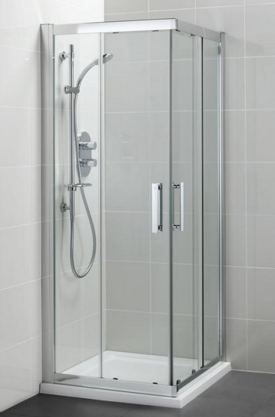 Ideal Standard Synergy 800mm Corner Entry Shower Enclosure