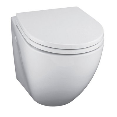 Ideal Standard White Wall Mounted WC Pan
