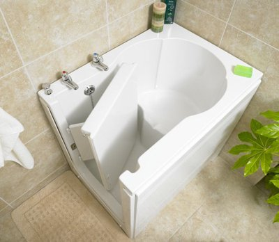 Appollo Mini Walk-In Tub
