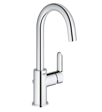 Grohe BauEdge Large Basin Mixer