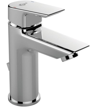 Ideal Standard Tesi Single Lever Basin Mixer with Pop-Up Waste