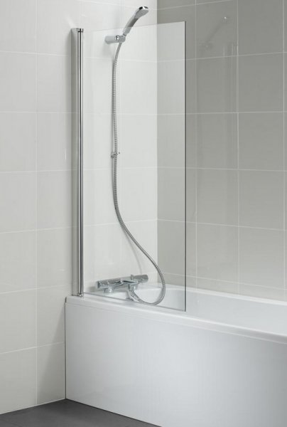 Ideal Standard New Connect Angle Bath Screen