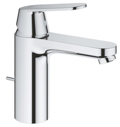 Grohe Eurostyle Cosmopolitan One-Handled Mixer with Pop-up Waste