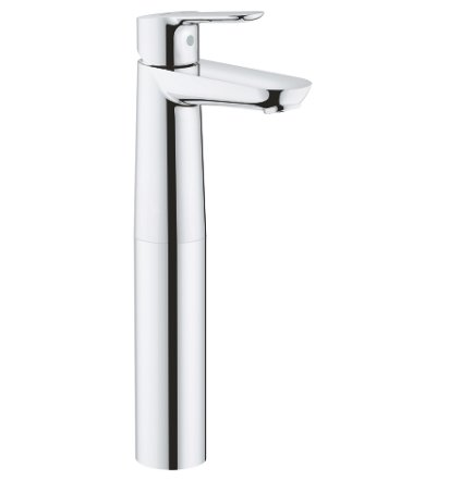 Grohe BauEdge Smooth Body Vessel Basin Mixer