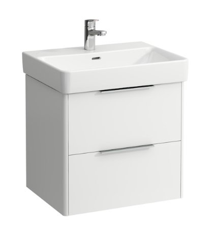 Laufen Base 665 x 440mm 2 Drawer Vanity Unit