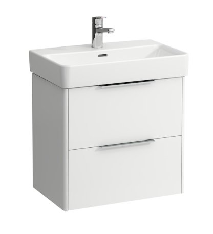 Laufen Base 570 x 360mm 2 Drawer Vanity Unit