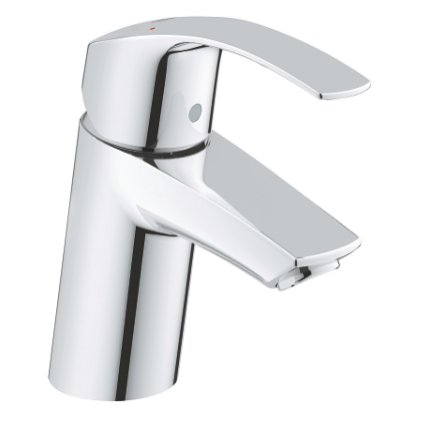 Grohe Eurosmart One Handled Smooth Body Mixer
