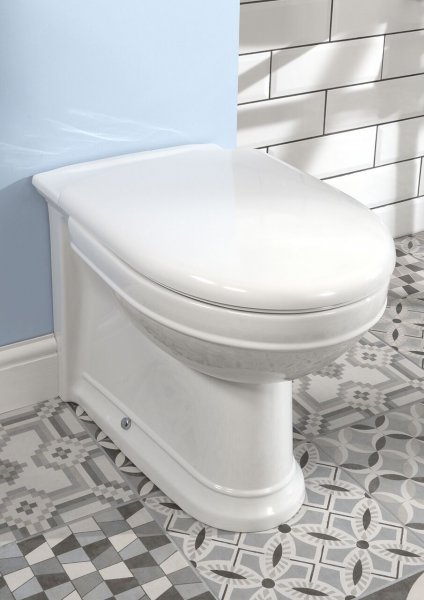 Silverdale Damea Back to Wall WC Suite