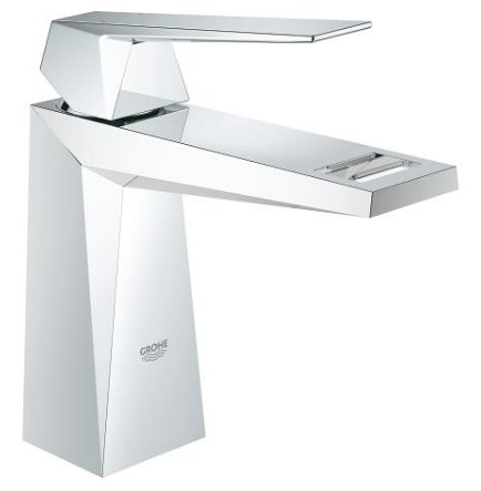 Grohe Allure Brilliant Single Lever Smooth Body Basin Mixer (23033000)