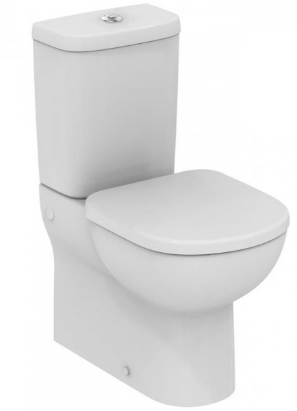 Ideal Standard Tempo Close Coupled Back to Wall WC
