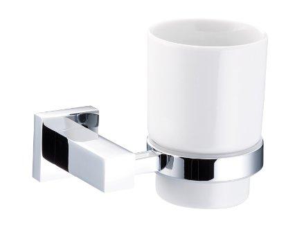 Marflow Now Quadre Ceramic Tumbler & Holder