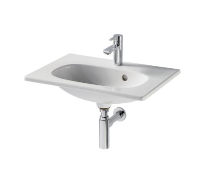Sottini Mavone 50cm Short Projection Vanity Basin
