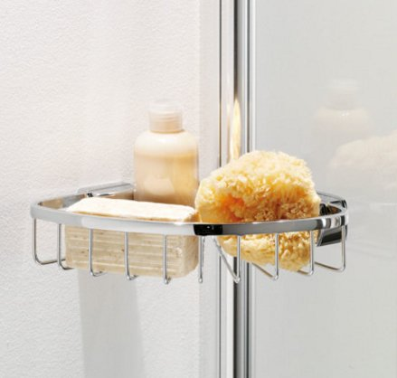 Coram Shower Corner Basket