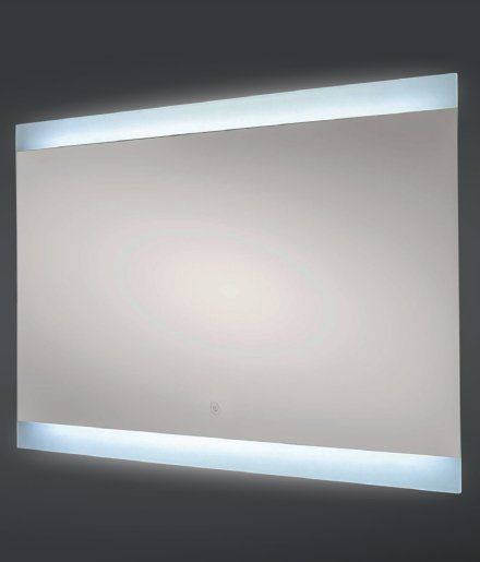 RAK Mirrors 8x6 Manhattan LED Mirror