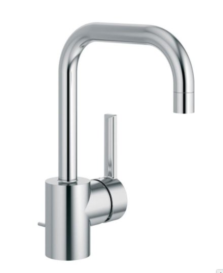 Sottini Ciane Single Lever Basin Mixer With Tube Spout