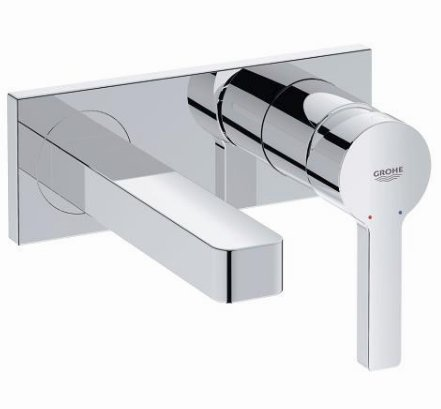 Grohe Lineare Two Hole Small Basin Mixer