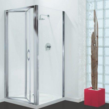 Coram Premier Bi Fold Door Bathroom Supplies Online