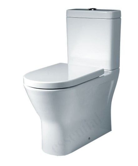 Essential Ivy Close Coupled WC Pack inc Seat
