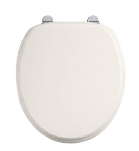 Burlington Bathrooms Medici Ivory Soft-Close WC Seat