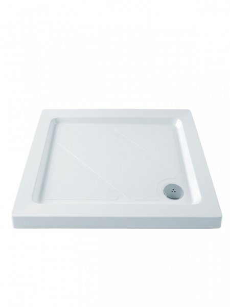MX Classic 1000 x 700mm S/R Rectangular Shower Tray