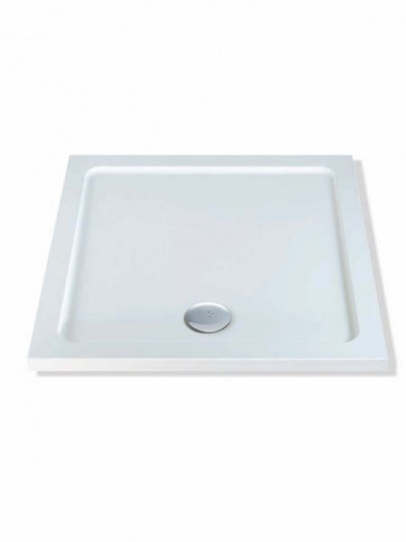 MX Elements 1000 x 1000mm Square Shower Tray