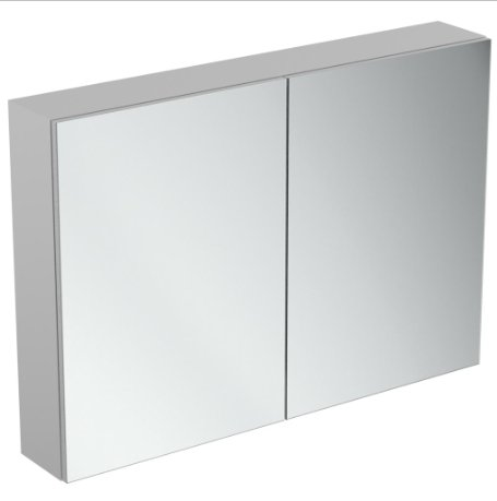 Ideal Standard 100cm Mirror Cabinet With Bottom Ambient Light