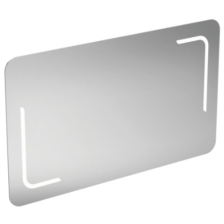 Ideal Standard 120cm Mirror With Sen or Ambient & Front Light, Anti-Steam