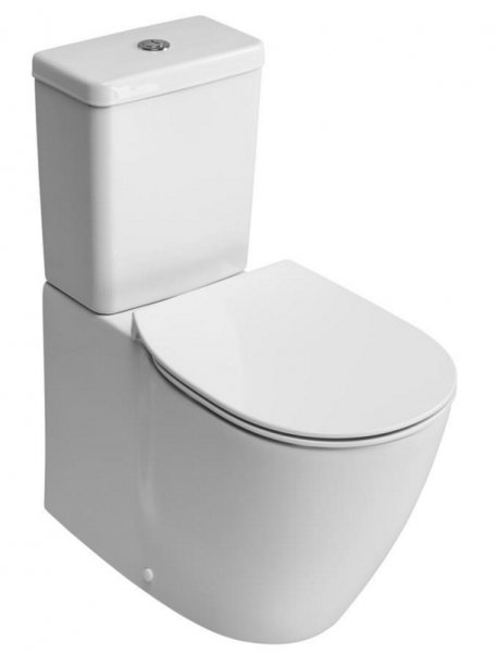 Ideal Standard Concept Close Coupled Back to Wall WC with Aquablade