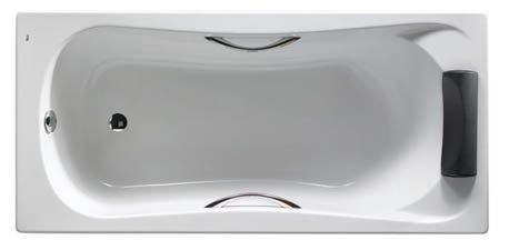 Roca Becool 1700 x 800mm Bath