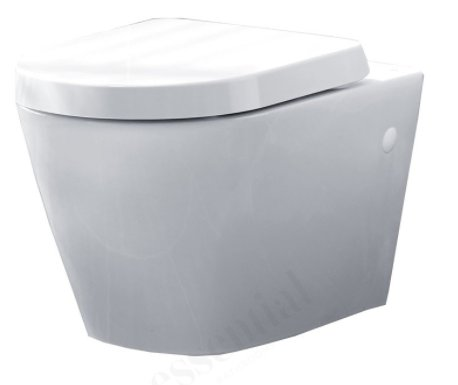 Essential Ivy Wall Hung WC Pack