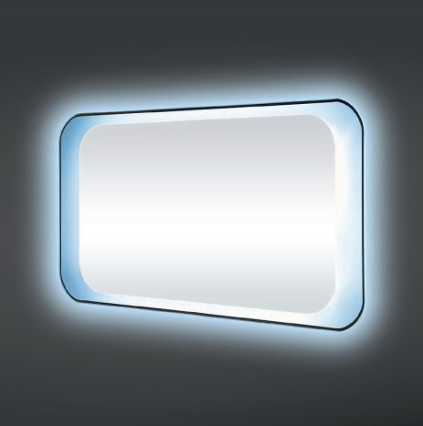 RAK Mirrors 900x500 Harmony LED Mirror