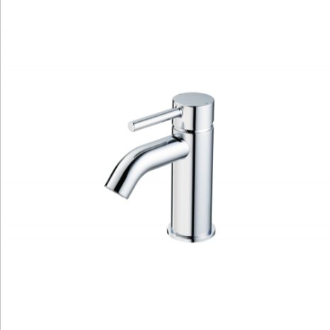 Ideal Standard Ceraline Single Lever Basin Mixer With Clicker Waste